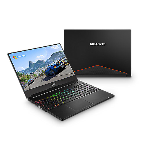 Gigabyte Aero 15Wv8-DE025PB Notebook i7-8750H SSD Full HD GTX 1060 Windows 10Pro
