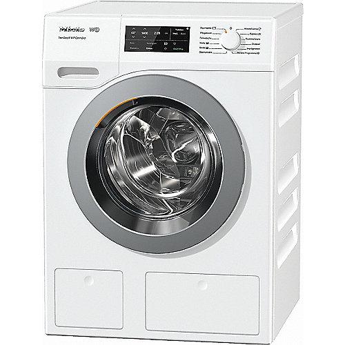 Miele WCE670 WCS W1 Waschmaschine Frontlader A 8kg Weiß
