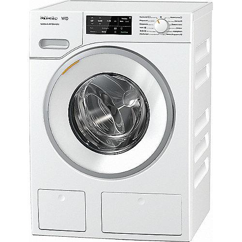Miele WWE660 WCS W1 Waschmaschine Frontlader A 8kg Weiß auf Rechnung bestellen