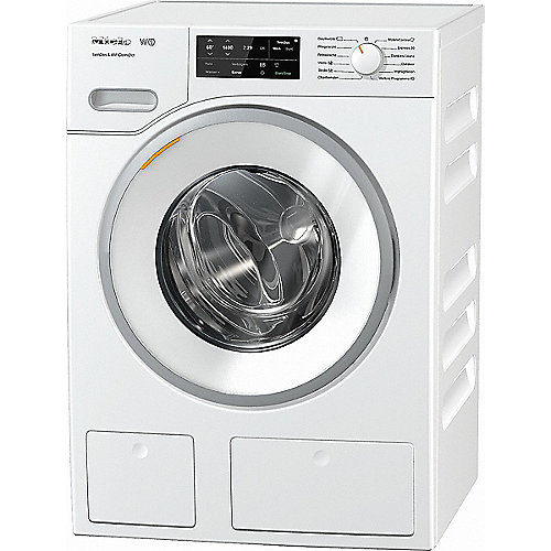 Miele WWE660 WPS W1 Waschmaschine Frontlader A 8kg Weiß