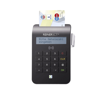 Reiner SCT  cyberJack RFID/nPA (Neuer Personalausweis) komfort | 4011170081085