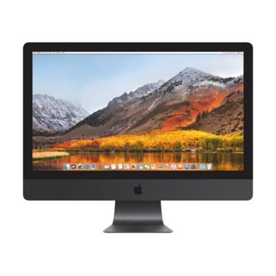 Apple  iMac Pro 27″ Retina 5K 2017 3,2/64/1TB SSD 8GB RP Vega 56 MM+MT ENG US BTO | 4060838111718