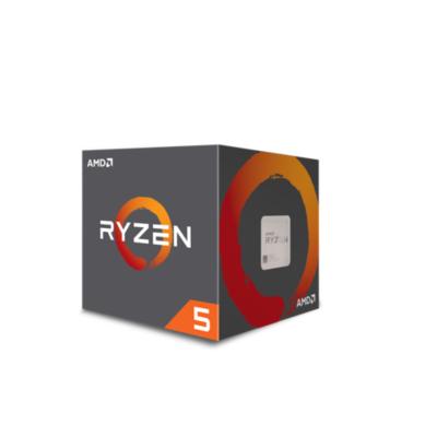 AMD  Ryzen R5 2600 (6x 3,4GHz) 19MB Sockel AM4 CPU Boxed (Wraith Stealth Kühler) | 0730143309165