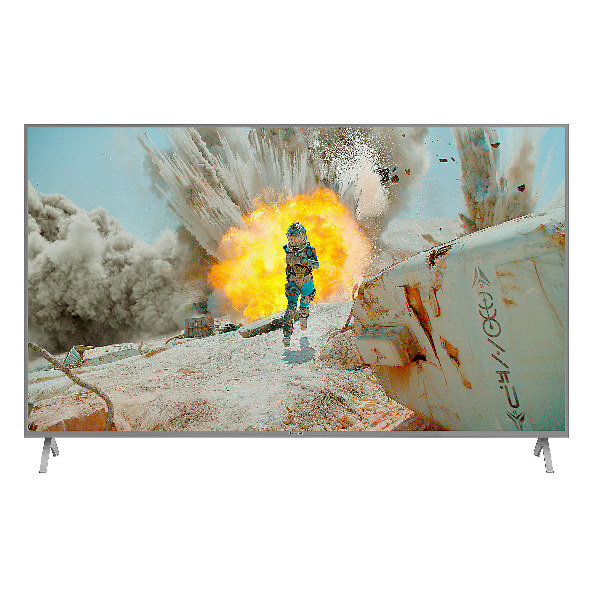 "Panasonic TX-40FXW724 100cm 40"" UHD HDR 2x DVB-T2HD/S/C IPTV Smart TV"