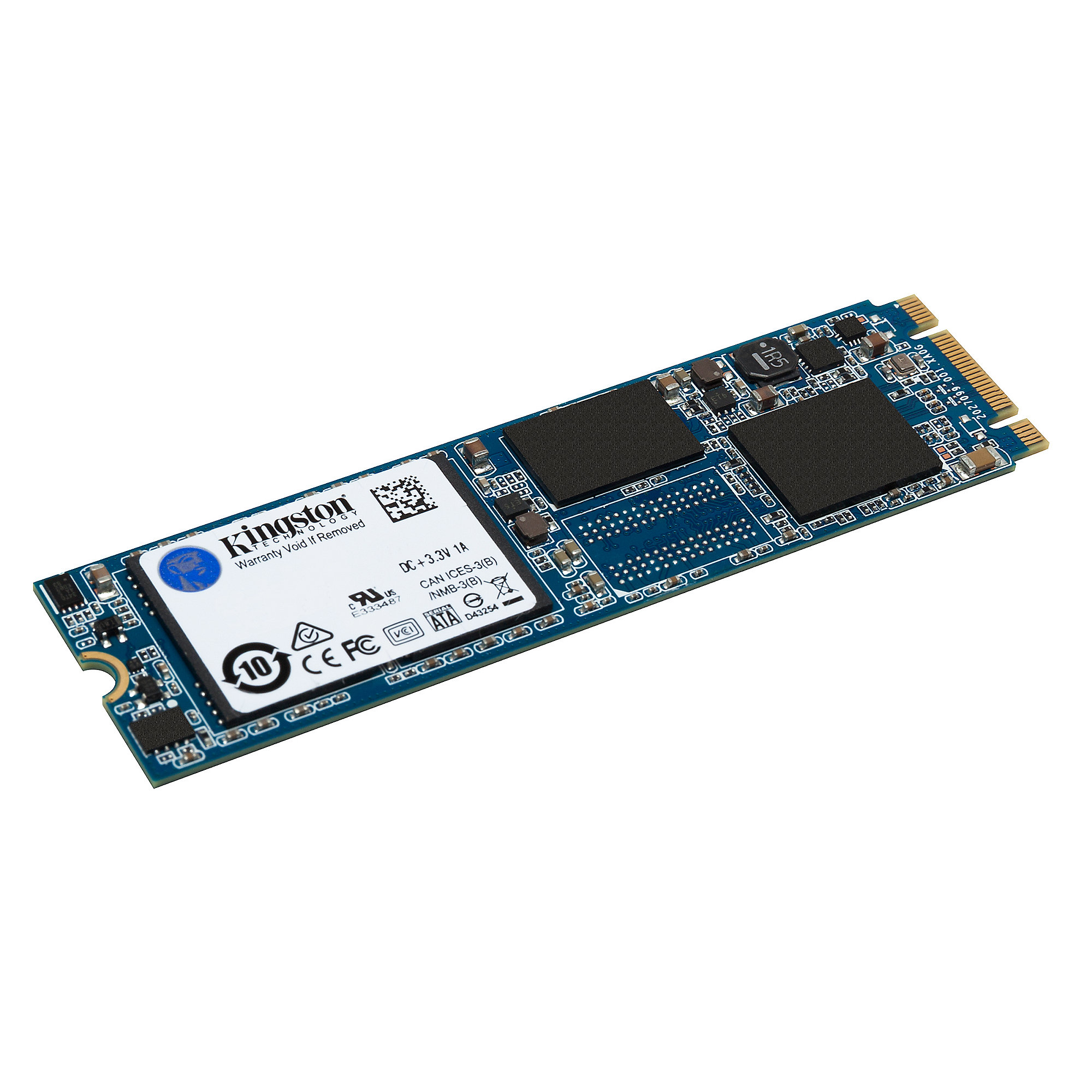 Kingston UV500 SSD M.2 120GB TLC SATA600 - 3,5mm