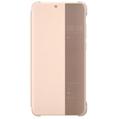 Huawei  P20 Smart View Flip Cover pink | 6901443214044