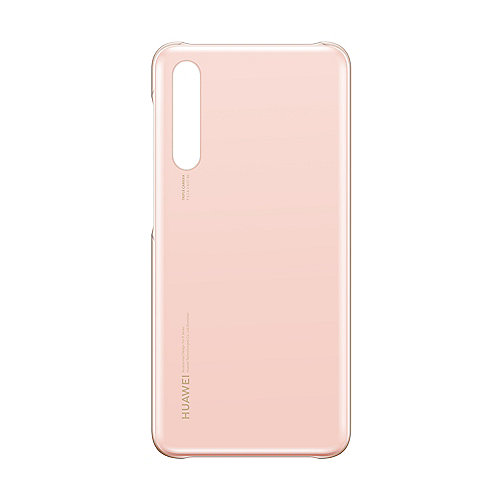 Huawei P20 Pro Color Cover pink