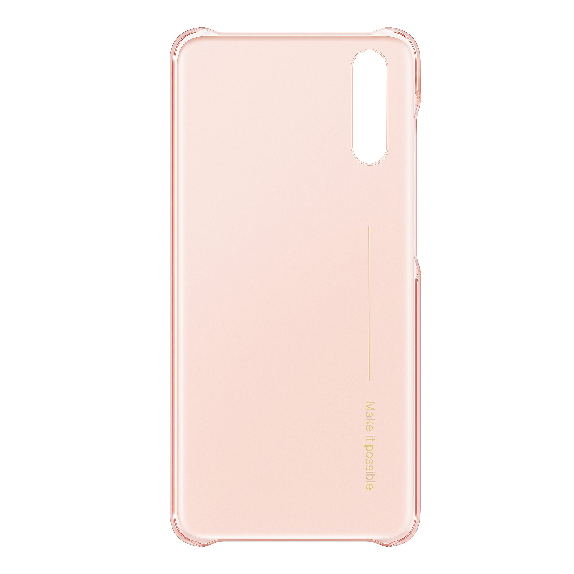 Huawei P20 Color Cover pink