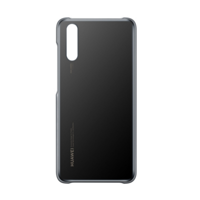 Huawei  P20 Color Cover black | 6901443214006