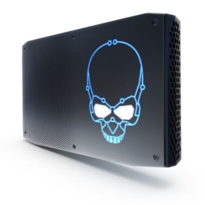Hyrican  Striker Mini PC i7-8705G 8GB 500GB SSD RX Vega M GL Windows 10 | 4045643059240
