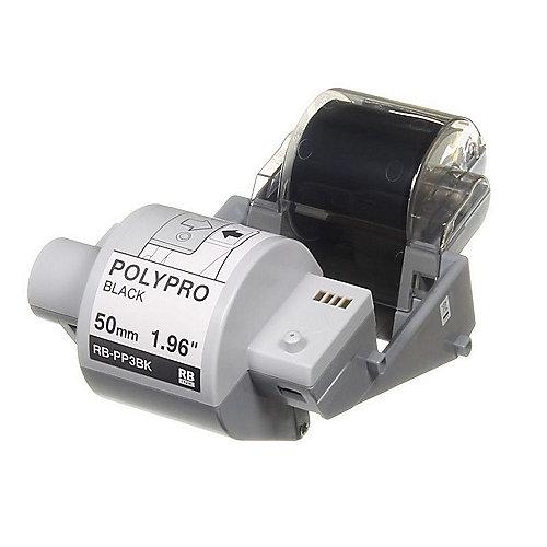 RB-PP3BK Plastikband Farbband schwarz 50mm x 300m | 4977766730754
