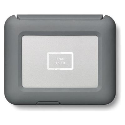 Lacie  DJI Copilot BOSS Series Mobile Drive USB 3.0 Typ C  – 2TB 2.5 Zoll silber | 3660619403219