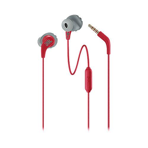 JBL ENDURANCE RUN Sport-In Ear-Kopfhörer Mikrofon rot | 6925281933233