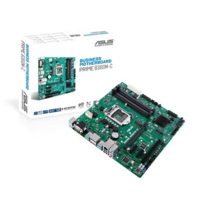 Asus  Prime B360M-C mATX Mainboard 1151 VGA/HDMI/2xDP/M.2/USB3.1(Gen2) | 4712900984880