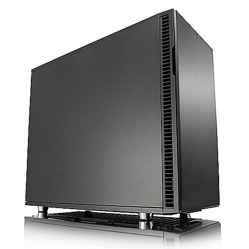 Fractal Design Define R6 Gunmetal ATX Gaming Gehäuse, schallgedämmt | 7350041085898