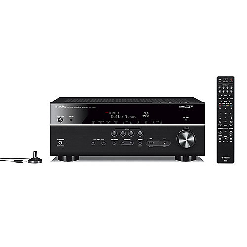 yamaha rx v685 7 2 av receiver 4k upscaling musiccast. Black Bedroom Furniture Sets. Home Design Ideas