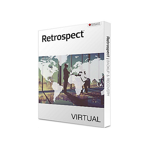 Retrospect Virtual Management Console int.+ASM ESD