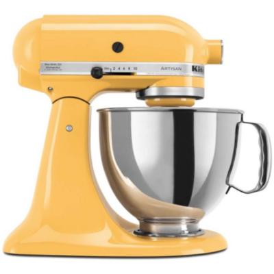KitchenAid  ARTISAN 5KSM175PSEBF Küchenmaschine 300W 4,8L Butterblume | 5413184121532