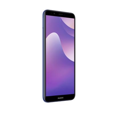 HUAWEI Y7 2018 Dual SIM blue Android 8.0 Smartphone auf Rechnung bestellen