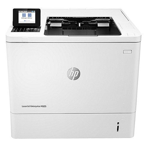 HP LaserJet Enterprise M609dn S/W-Laserdrucker LAN