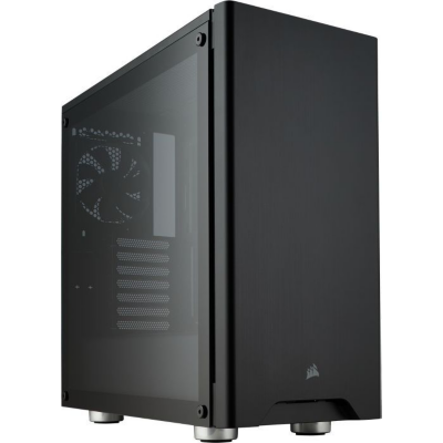 Corsair  Carbide 275R Black Midi Tower Gaming Gehäuse, mit Acryl Seitenfenster | 0843591064279