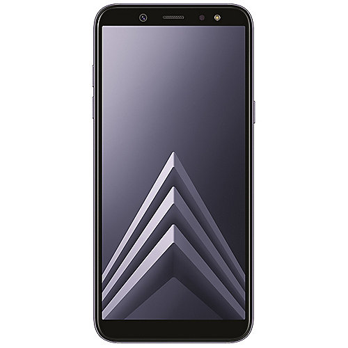 Samsung GALAXY A6 A600F Duos lavendel Android 8.0 Smartphone
