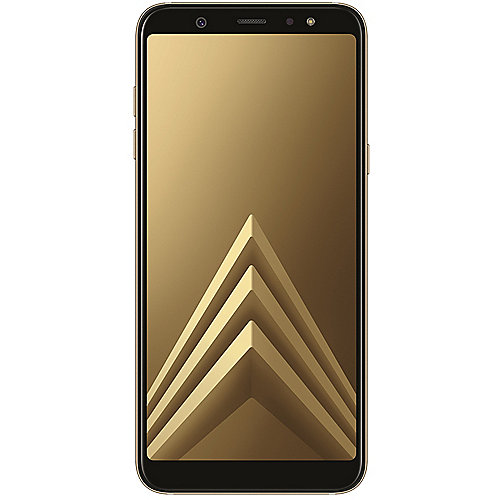 Samsung GALAXY A6+ A605F Duos gold Android 8.0 Smartphone