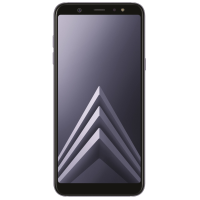Samsung  GALAXY A6+ A605F Duos lavendel Android 8.0 Smartphone | 8801643330170