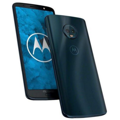 Motorola  Moto G6 indigo blue Android 8.0 Smartphone   0723755120846