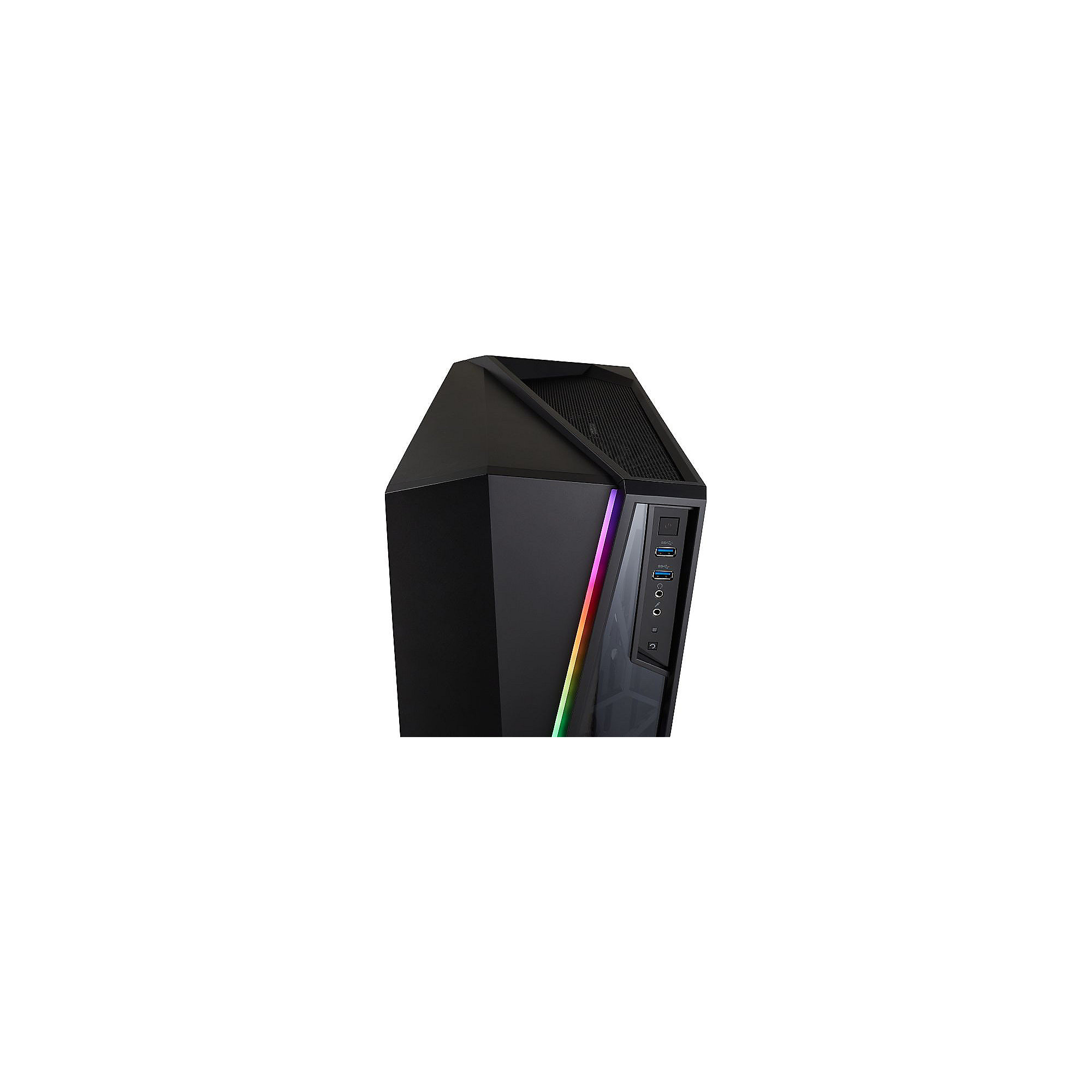 Corsair Carbide SPEC-OMEGA RGB Midi Tower Gaming Gehäuse TG Seitenfenster