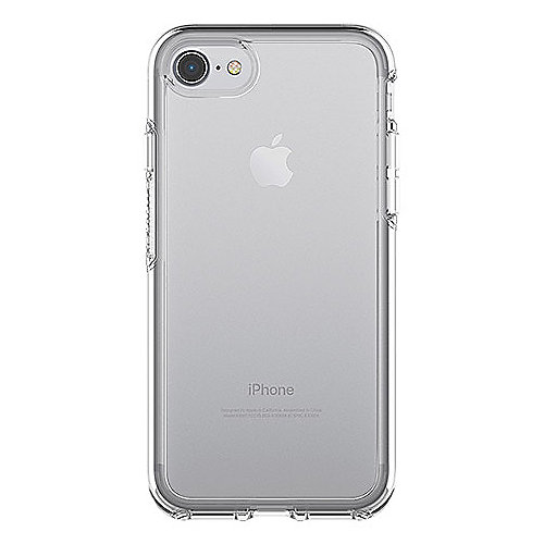 OtterBox Symmetry Series Clear Schutzhülle für iPhone X, transparent