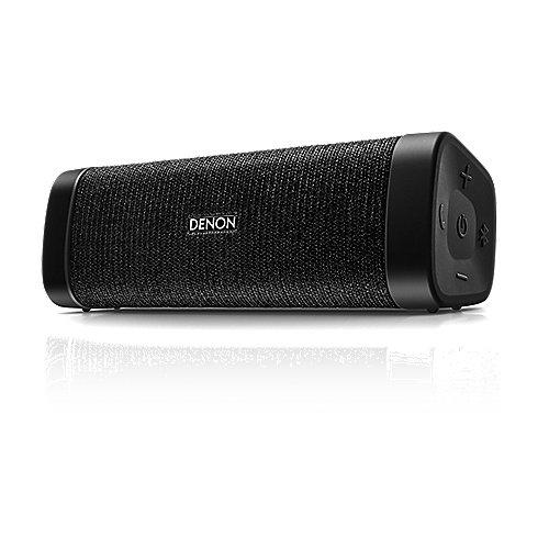 Envaya Mini DSB-150BT Schwarz Bluetooth Lautsprecher IP67 aptX | 4951035062333