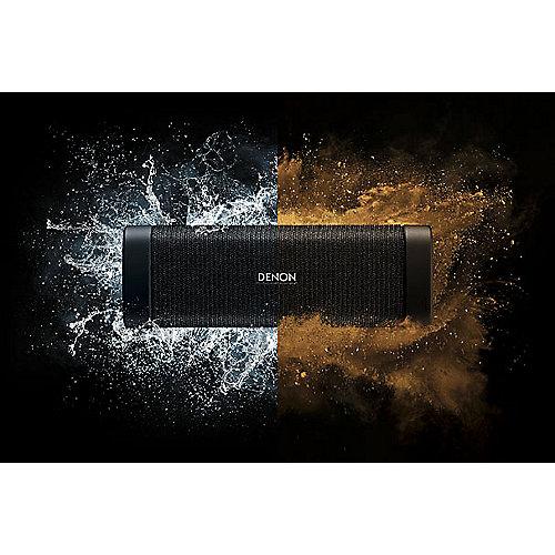 Envaya Pocket DSB-50BT Schwarz Bluetooth Lautsprecher IP67 aptX   4951035062357