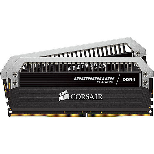 16GB (2x8GB) Corsair Dominator Platinum DDR4-4000 CL19 (19-23-23-45) Speicher