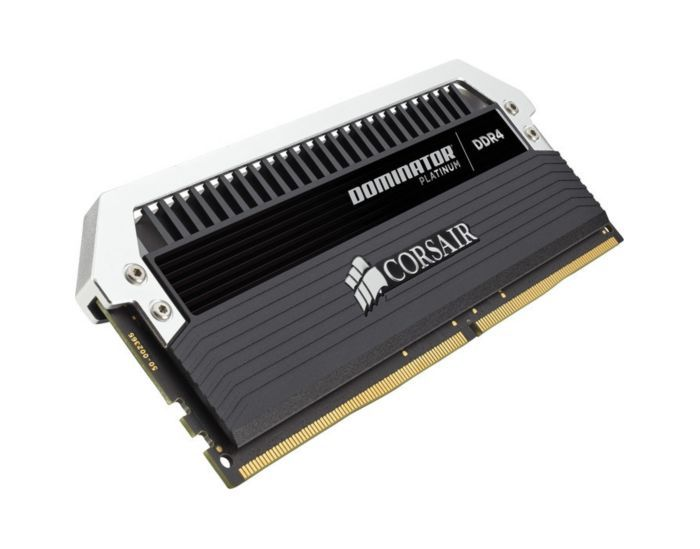 64GB (8x8GB) Corsair Dominator Platinum DDR4-3333 CL16 (16-18-18-36) DIMM-Kit