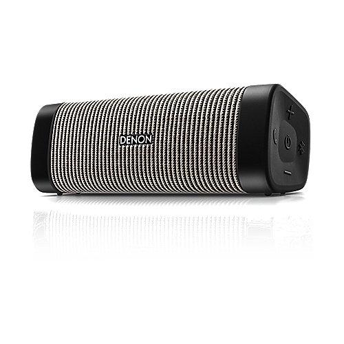 Envaya Pocket DSB-50BT Schwarz/grau Bluetooth Lautsprecher IP67 aptX   4951035062364
