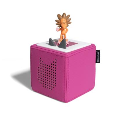 Boxine GmbH Tonies Toniebox – Starterset – Beere, Audiosystem für Kinder | 4251192100047
