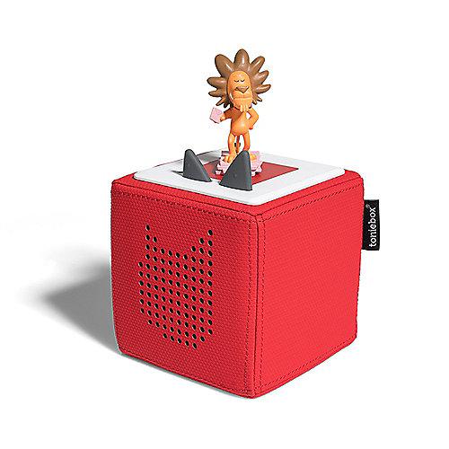 Tonies Toniebox – Starterset – Rot, Audiosystem für Kinder   4251192100016