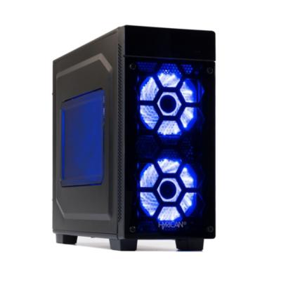 Hyrican  Striker PC blue 5903 i7-8700 16GB 1TB 240GB SSD GTX 1060 Windows 10   4045643058991