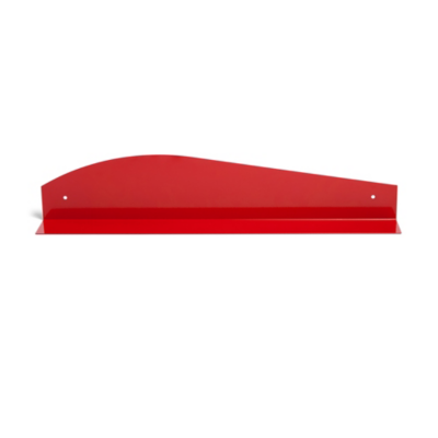 Boxine GmbH Tonies Tribüne – rot, Regal für Tonies | 4251192106513