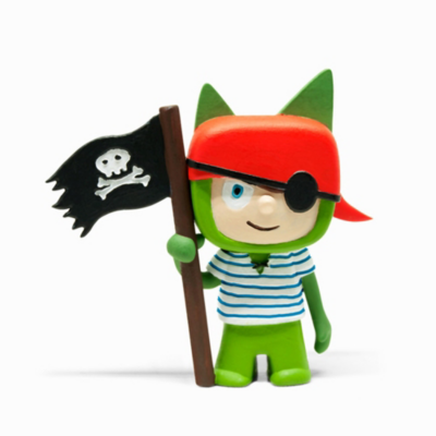 Boxine GmbH Tonies Hörfigur Kreativ-Tonie – Pirat | 4251192101280