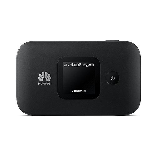 Huawei E5577CS 4G LTE Cat4 150MBit/s Mobiler Hotspot schwarz | 6901443107643