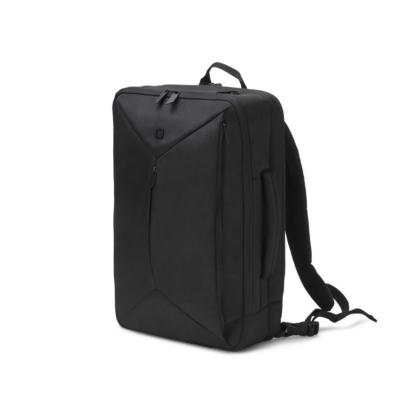 Dicota  Backpack Dual EDGE Notebookrucksack 39,62cm (13″-15,6″) schwarz | 7640158667064