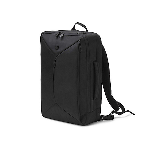 "Dicota Backpack Dual EDGE Notebookrucksack 39,62cm (13""-15,6"") schwarz"