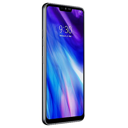 LG G7 ThinQ 64GB New Platinum Gray Android 81 Smartphone