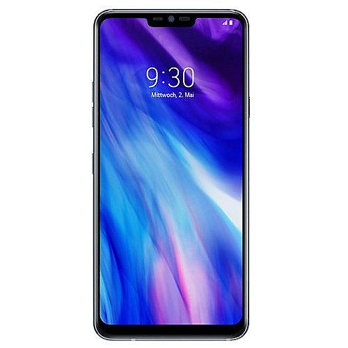 LG G7 ThinQ 64GB new platinum gray Android 8 Smartphone | 8806087030983
