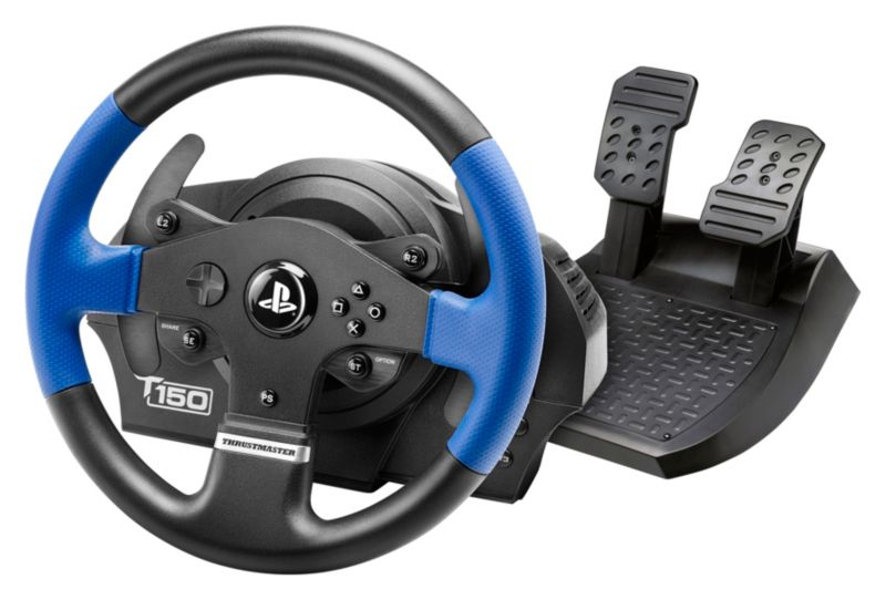 Thrustmaster T150 RS Force Feedback Racing Wheel PS3/PS4/PC