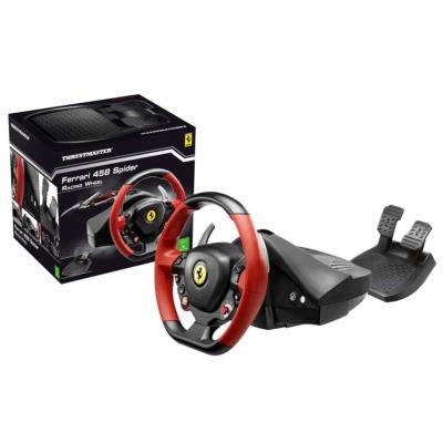 Thrustmaster Ferrari 458 Spider Racing Wheel Xbox One auf Rechnung bestellen