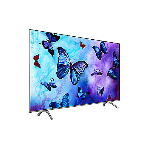 "Samsung QLED GQ65Q6FN 163cm 65 4K UHD SMART Fernseher"" | 8801643336080"