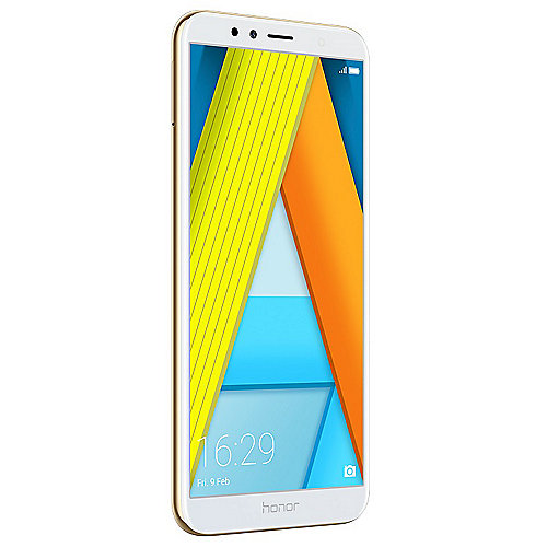 Honor 7A gold Dual-SIM Android 8.0 Smartphone